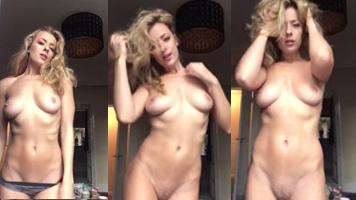 Show Premium De Una Striptease Para Snapchat